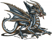 Sticker Dragon AD428