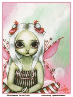 Sticker Fée Jasmine Becket Griffith Peppermint Pretty AD678