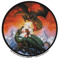 Sticker Dragon CD897