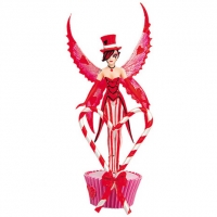 figurine fée sugar sweet candy cane de anne stokes