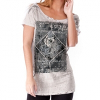 T-shirt Alchemy Gothic Death Tide