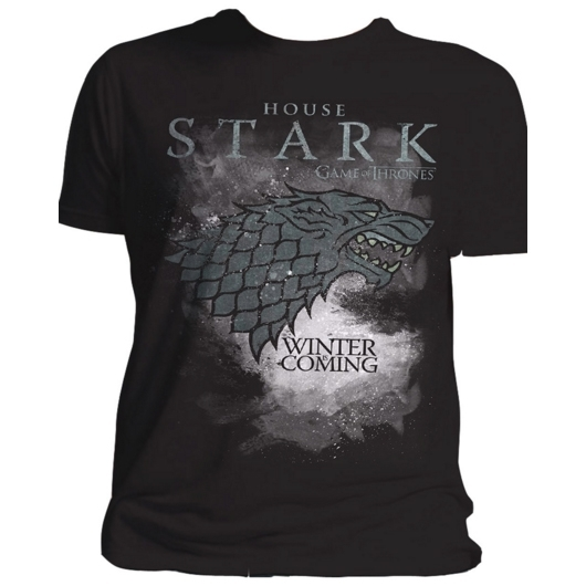 "T-Shirt Game of Thrones ""Stark House"" - XL / Game of Thrones"
