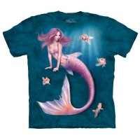 T-shirt The Mountain Mermaid