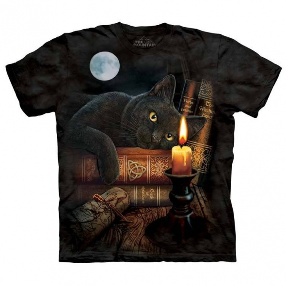 "T-Shirt ""The Witching Hour"" - L / Lisa Parker"