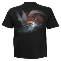 T-Shirt Spiral Direct Dragon Battle