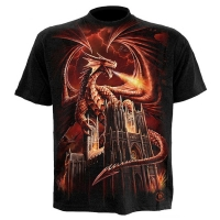 T-Shirt Spiral Direct Dragon Fury