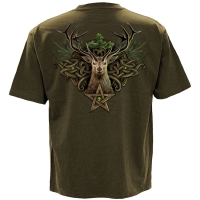 T-Shirt Spiral Direct Oak King