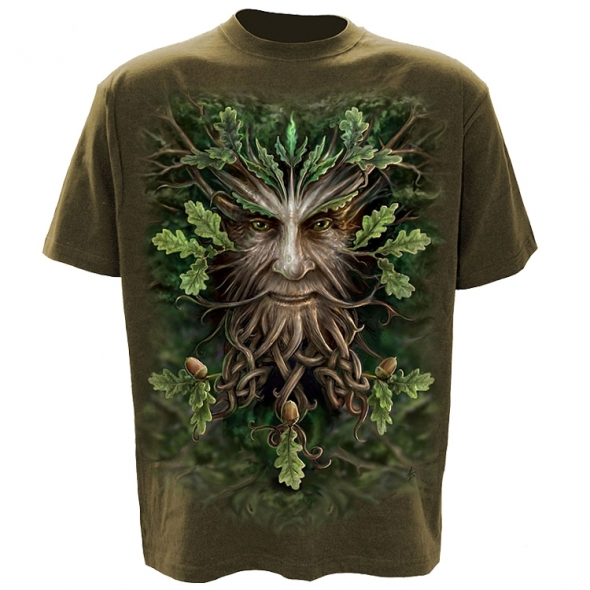 "T-Shirt ""Oak King"" - XXL / Spiral Direct"