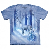 t-shirt the mountain Frozen Fantasy