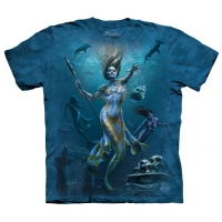 t-shirt the mountain Mermaid Hunt