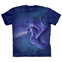 t-shirt the mountain Mystical Dragon