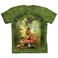 t-shirt the mountain Toadstool Fairy