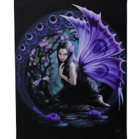 Anne Stokes toile sur chassis Naiad