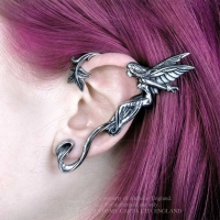 tour d'oreille Alchemy Gothic Fairy Grove E389