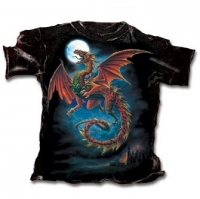 T-Shirt Alchemy Gothic The Whitby Wyrm