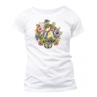 T-Shirt Fée du Cancer de Linda Ravenscroft - tshirt fairysite