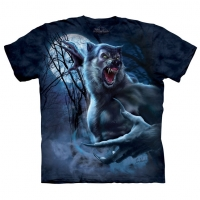 t-shirt the mountain 104109 Ripped Werewolf
