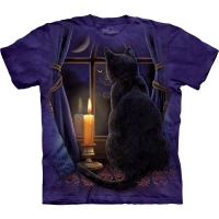 t-shirt the mountain Midnight Vigil