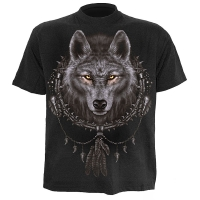 Tshirt Spiral DireCt Wolf Dream TR292600