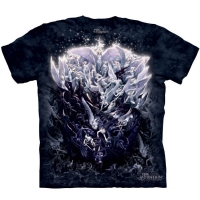 t-shirt the mountain 106236 The War