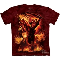 t-shirt the mountain 106259 God of War