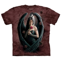 t-shirt the mountain Angel Rose