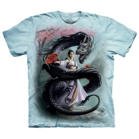 T-shirt the mountain Dragon Dancer