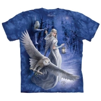 t-shirt the mountain Midnight Messenger