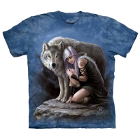 T-shirt the mountain Protector