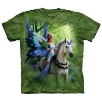 T-shirt the mountain Realm of Enchantment