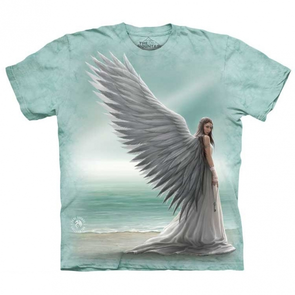 "T-Shirt Ange ""Spirit Guide"" - S / Vêtements - Taille S"