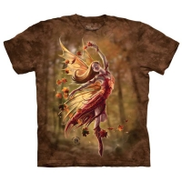 T-shirt the mountain Autumn Fairy