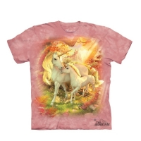 t-shirt the mountain enfant Mother & Baby Unicorn