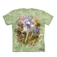 t-shirt the mountain enfant Unicorn Forest