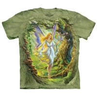 T-shirt the mountain Fairy Queen