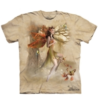 t-shirt the mountain woody nymph
