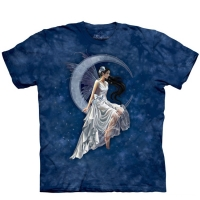 t-shirt the mountain frost moon fairy