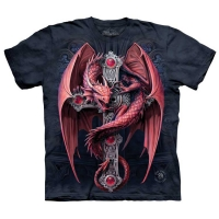 T-shirt the mountain Gothic Guardian