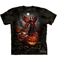 t-shirt the mountain Halloween Fairy