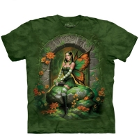 t-shirt the mountain jade fairy