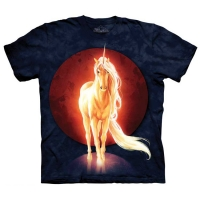 t-shirt the mountain Last Unicorn