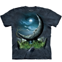 t-shirt the mountain moonstone