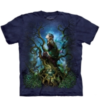 t-shirt the mountain night shade