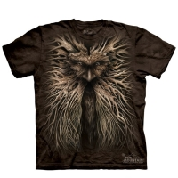 t-shirt the mountain oak man