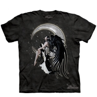 t-shirt the mountain stargazer fairy