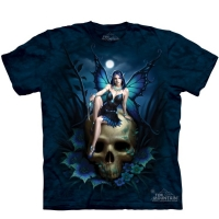 t-shirt the mountain Skull Fairy