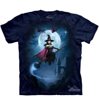t-shirt the mountain Witch's Flight